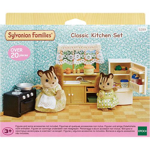 """Набор Sylvanian Families """"Кухня и холодильник"""" от Эпоха Чудес"""