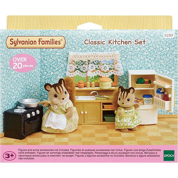 """Набор Sylvanian Families """"Кухня и холодильник"""""""