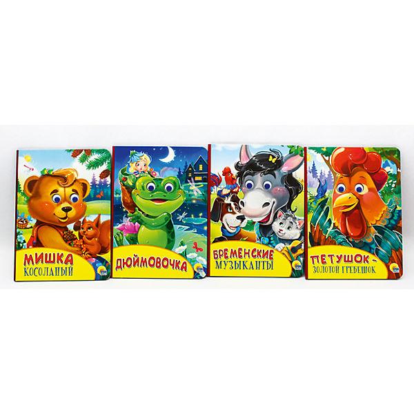 Комплект иллюстрированных сказок для малышей