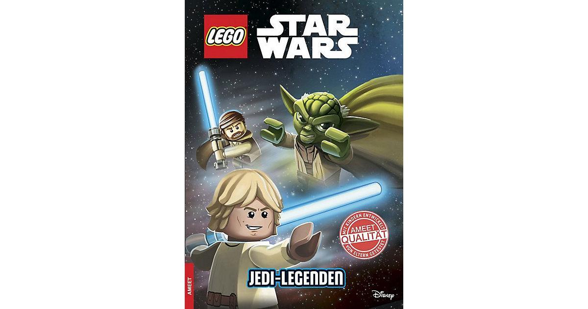 Buch - LEGO Star Wars Jedi-Legenden