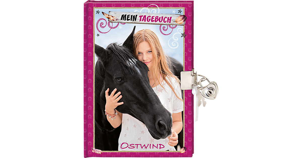 Ravensburger · Ostwind: Tagebuch mit Schloss