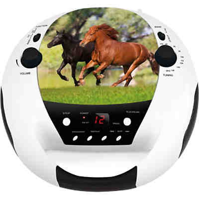 CD-Player mit Radio CD52 Horse