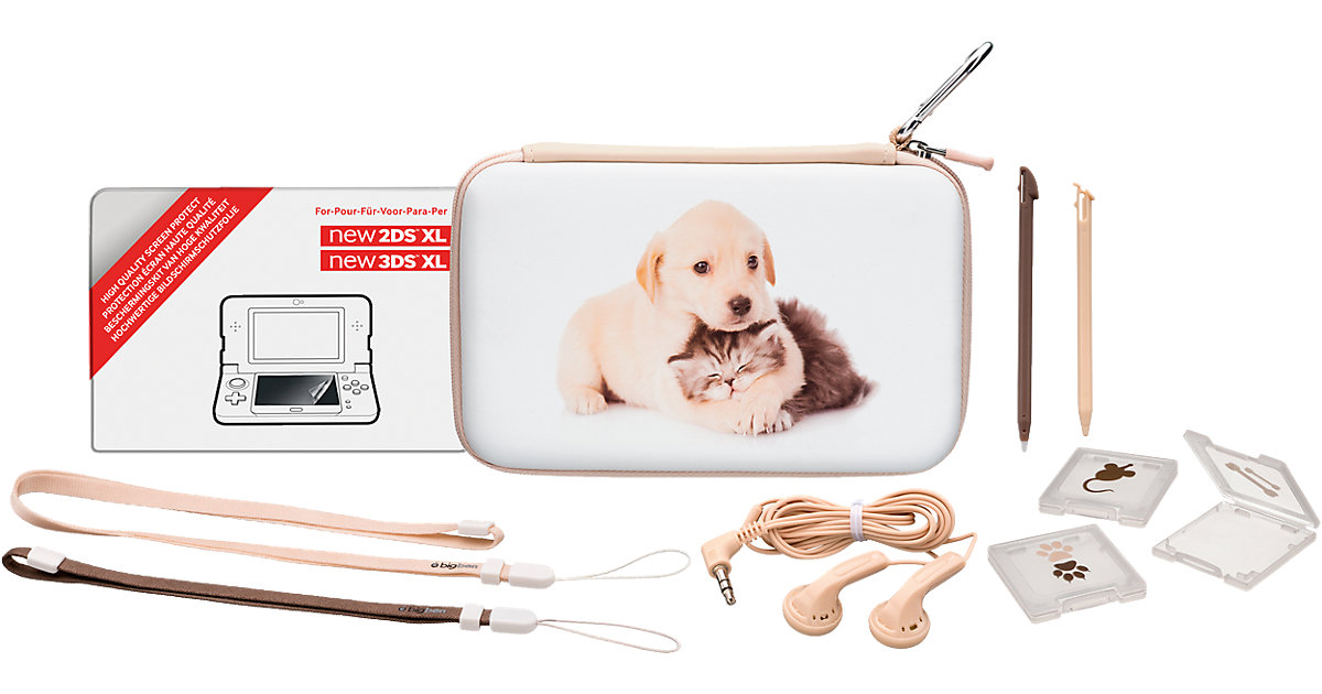 New 2DS XL Pack Essential XL Baby Animals