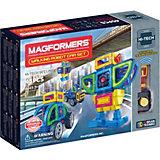 Магнитный конструктор Walking Robot Car Set 45, MAGFORMERS