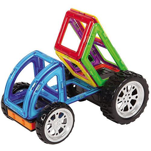 Магнитный конструктор Funny Wheel Set 20, MAGFORMERS от MAGFORMERS