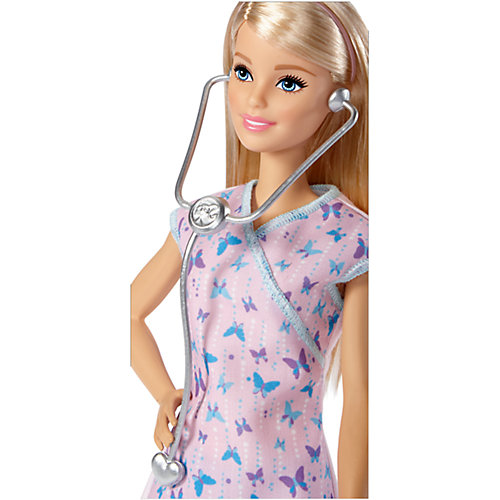 Кукла Barbie из серии «Кем быть?» от Mattel