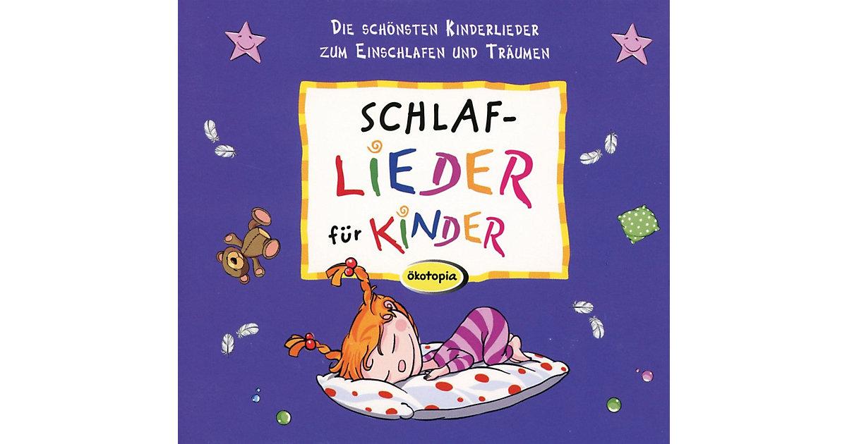 CD Schlaflieder Kinder - Die schönsten Kinderli...
