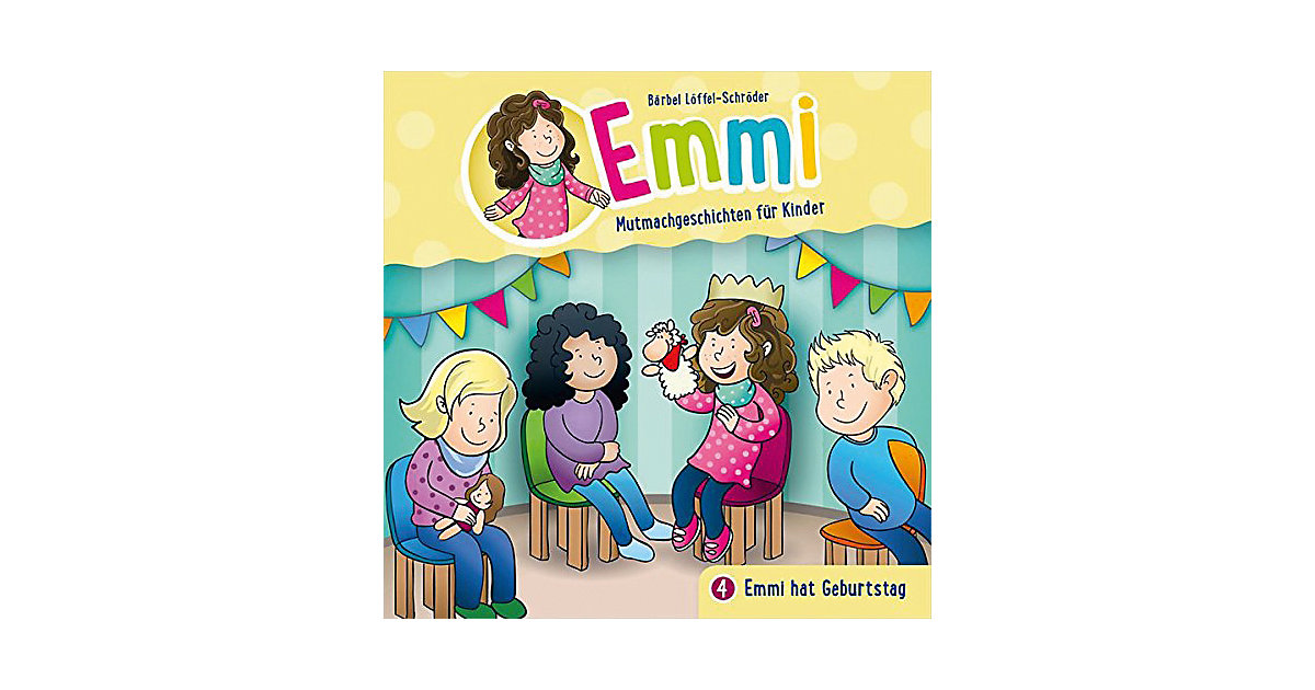 CD Emmi 4 - Emmi hat Geburtstag