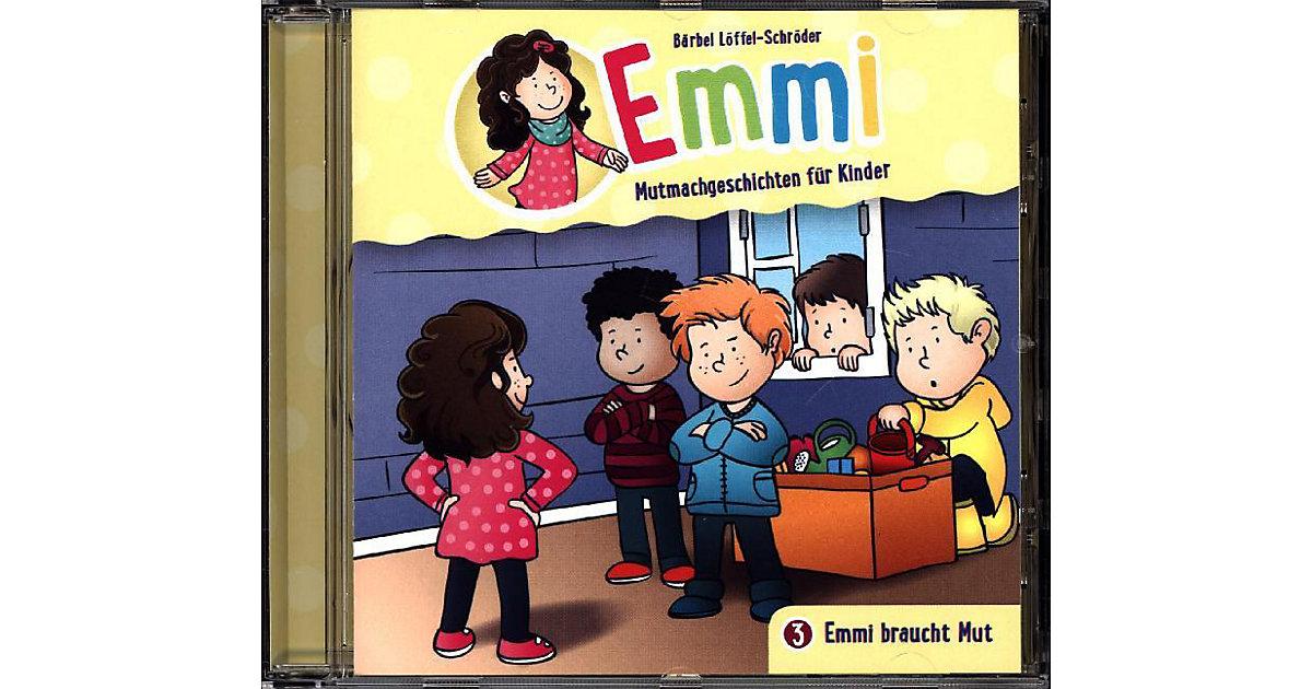 CD Emmi - Emmi braucht Mut