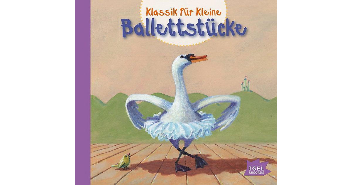 CD Klassik Kleine - Ballettstücke Kinder