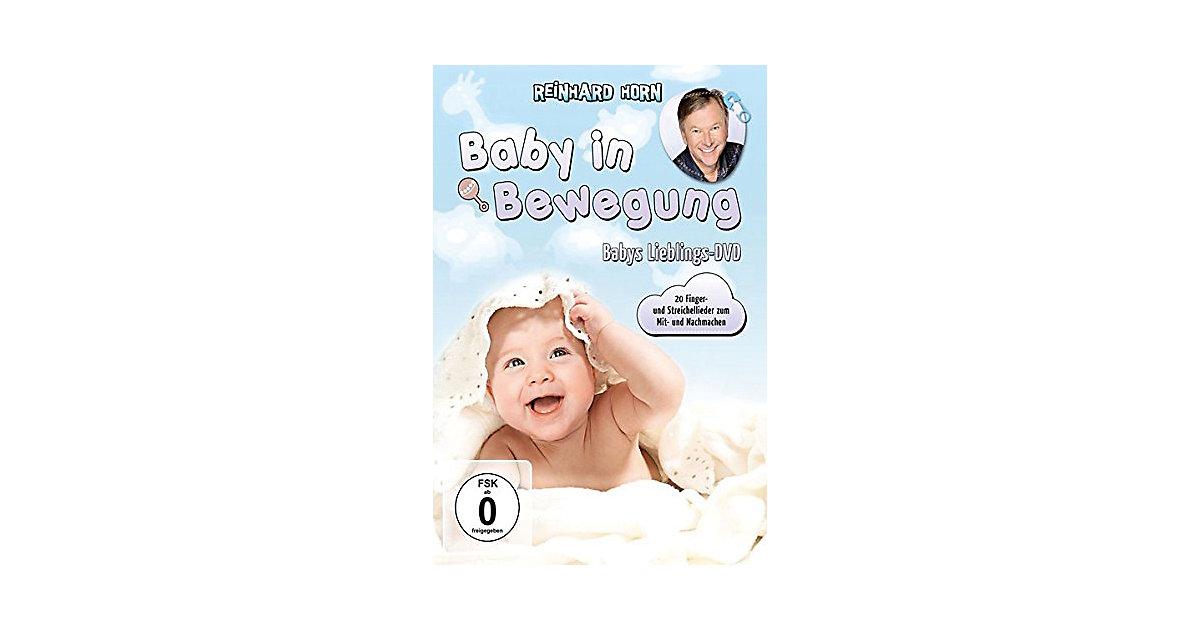 DVD Baby in Bewegung - die DVD