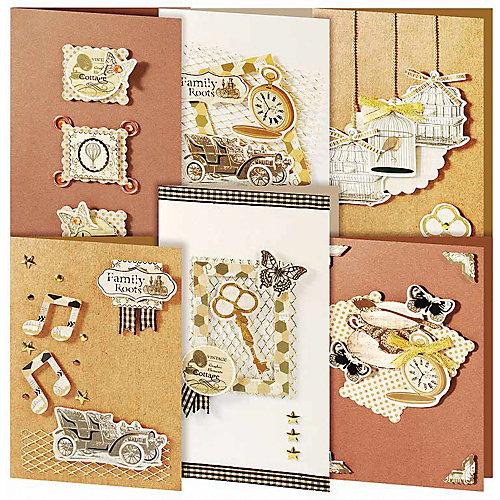 """Набор для создания 6-ти открыток """"Винтаж"""" Белоснежка от Белоснежка"""
