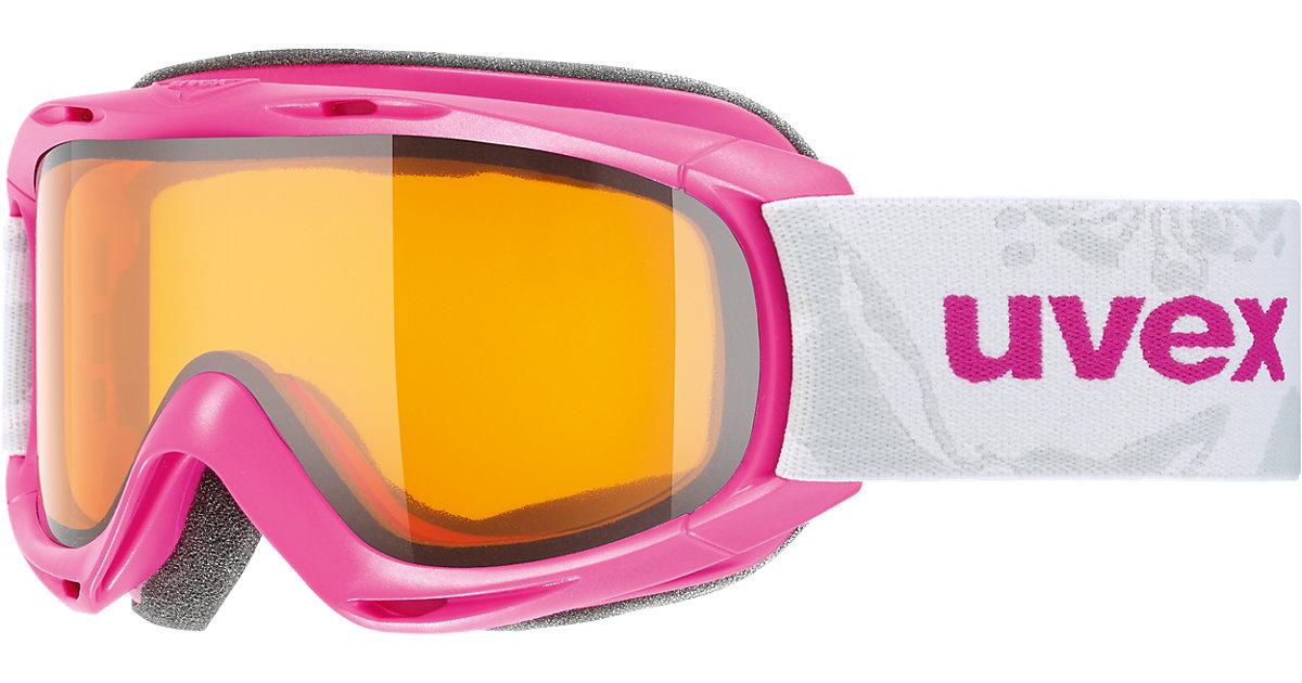 Skibrille Slider pink