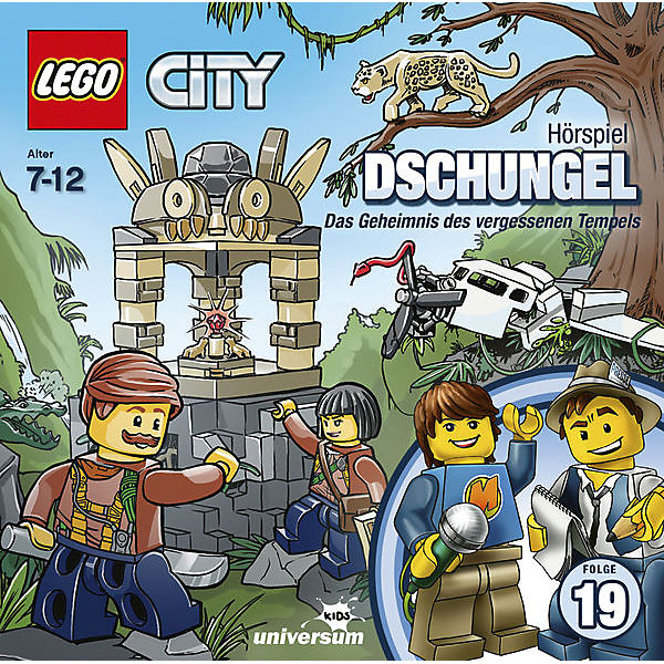 CD LEGO City - Episode 19