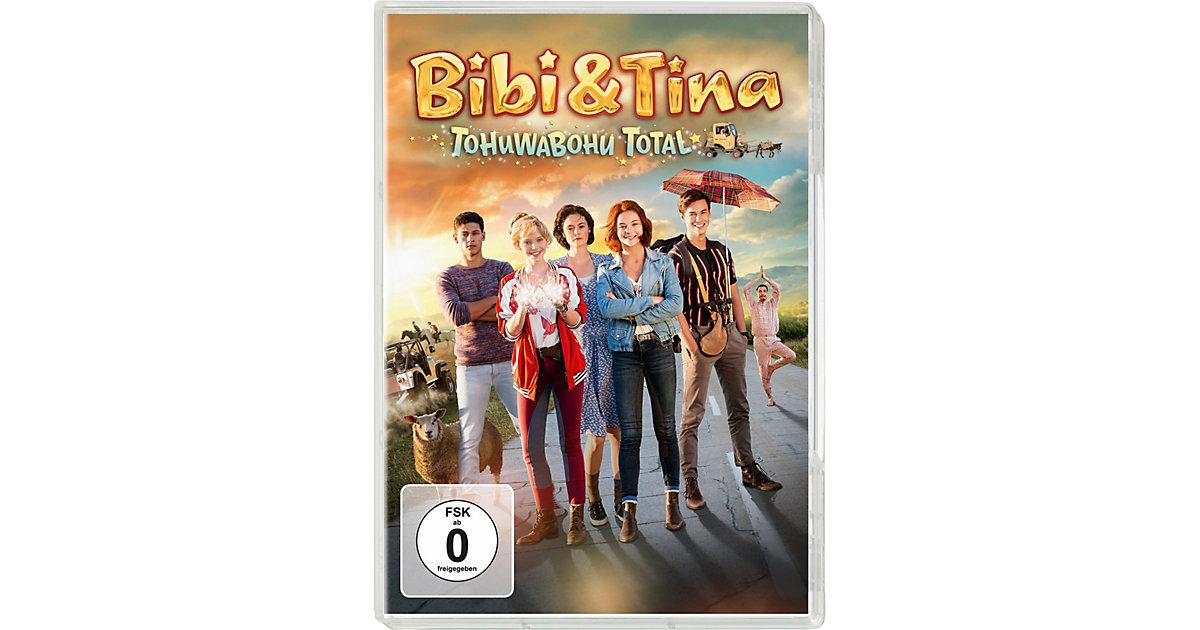 DVD Bibi & Tina 4 - Tohuwabohu total (Kinofilm)