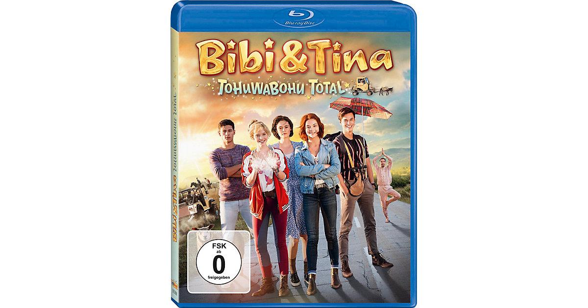 BLU-RAY Bibi & Tina 4: Tohuwabohu total (Kinofilm)