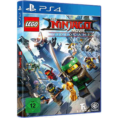 PS4 The LEGO Ninjago Movie Videogame
