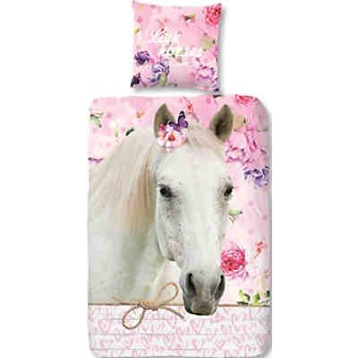 Pferde Bettwasche Biber