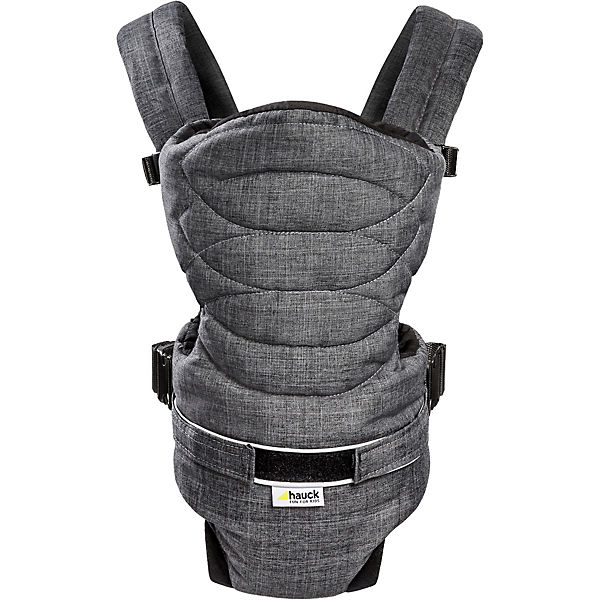 Babytrage 2-Way Carrier, Malange Charcoal