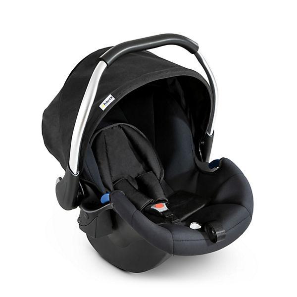 babyschale comfort fix black hauck mytoys. Black Bedroom Furniture Sets. Home Design Ideas