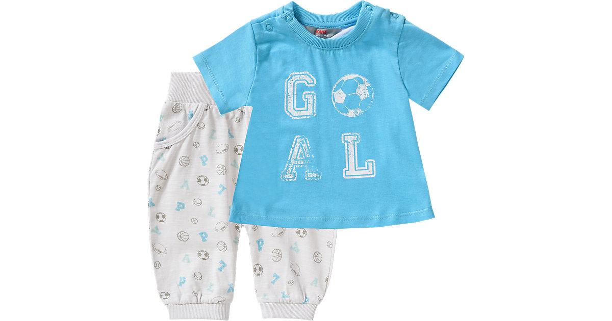 KANZ · Baby Set T-Shirt + Sweathose Gr. 92 Jungen Kleinkinder