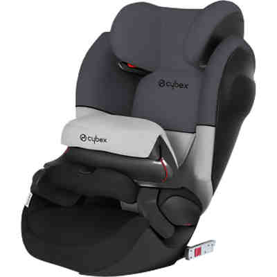 Auto-Kindersitz Pallas M-Fix SL, Silver-Line, Grey Rabbit-Dark Grey