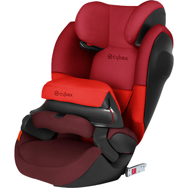 Auto-Kindersitz Pallas M-Fix SL, Rumba Red-Dark Red, 2018