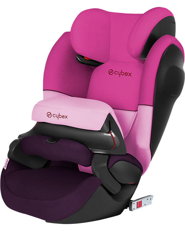 Auto Kindersitz Pallas M Fix Sl Silver Line Purple Rain Purple Cybex