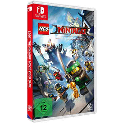 Nintendo Switch The LEGO Ninjago Movie Videogame