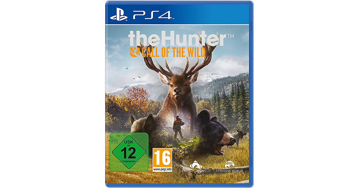 PS4 theHunter - Call of the Wild