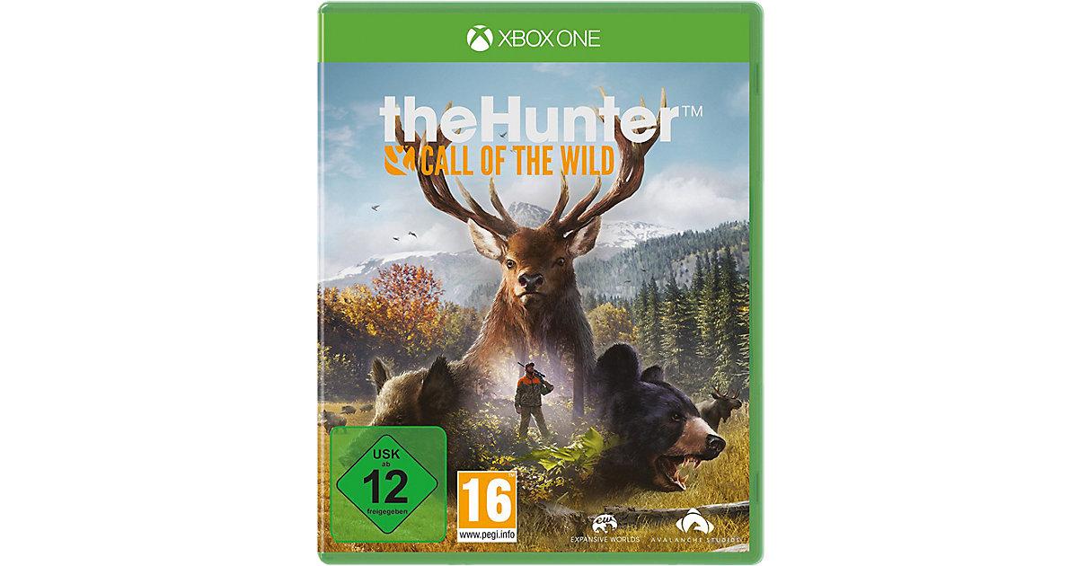 XBOXONE theHunter - Call of the Wild