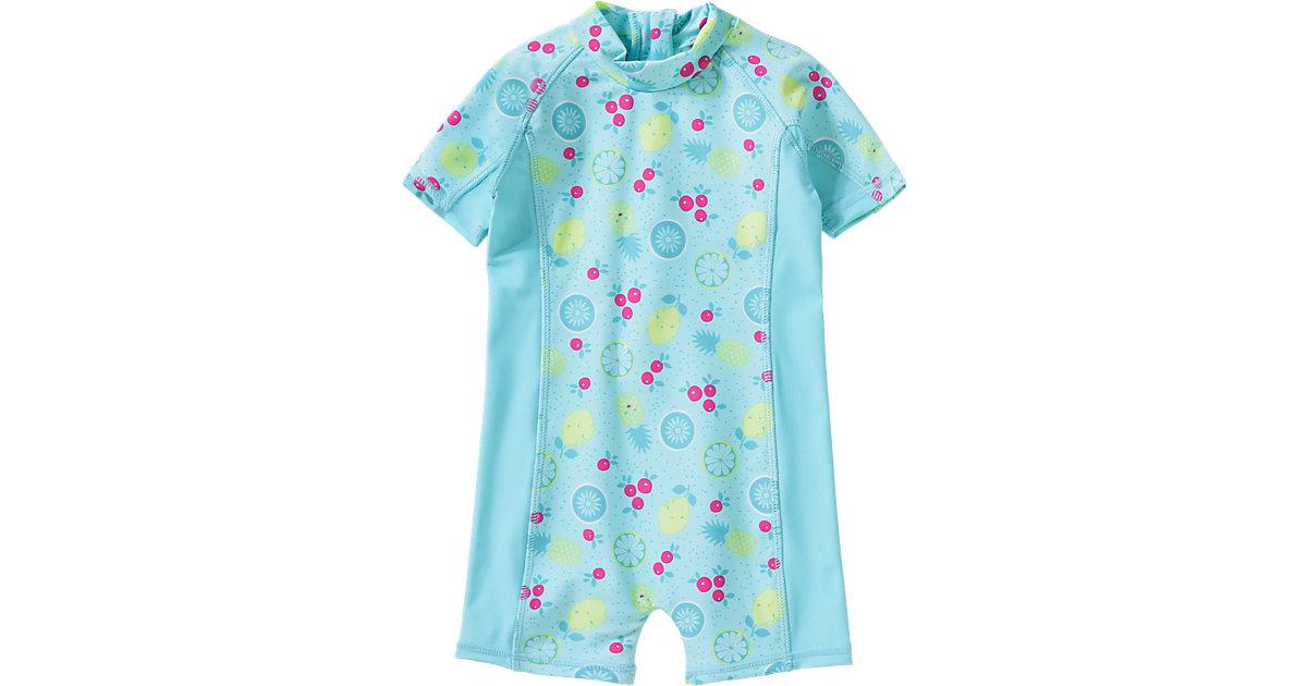 KANZ · Baby Schwimmanzug mit UV-Schutz für Mädchen, Ananas Gr. 92 Jungen Kleinkinder