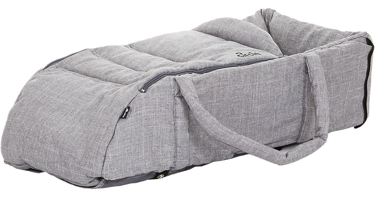 Tragetasche Carry Soft, woven grey
