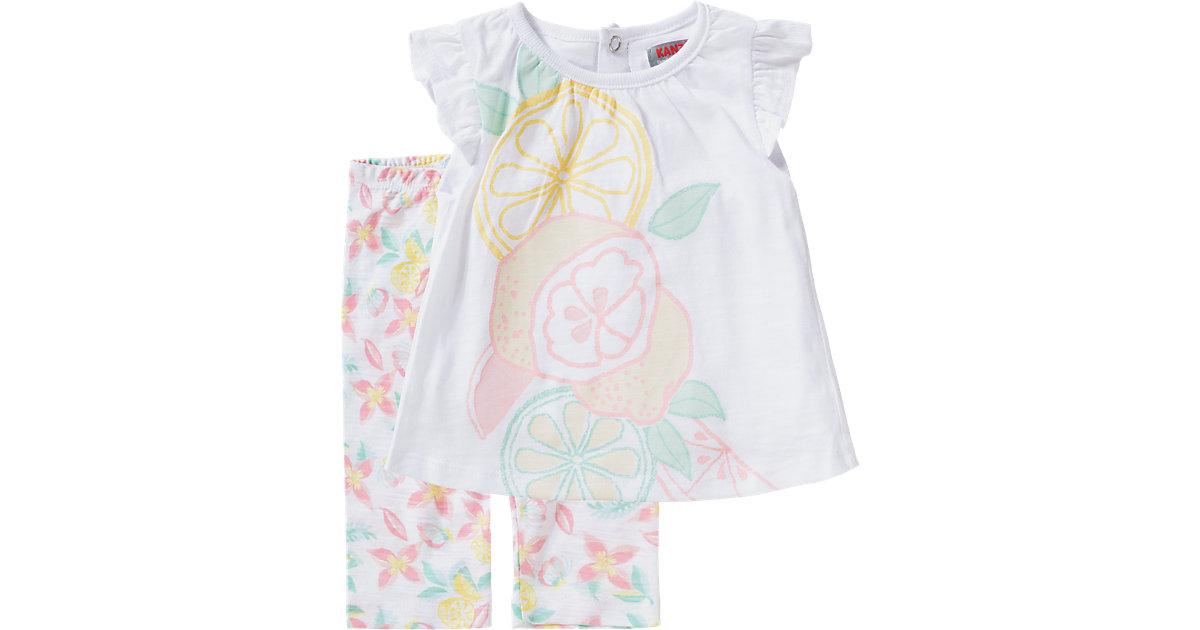 KANZ · Baby Set Jerseykleid + Leggings Gr. 86 Mädchen Kleinkinder