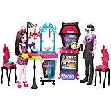 """Игровой набор Monster High """"Семья Дракулауры"""" из серии """"Семья Монстриков"""""""