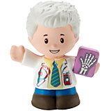 Базовая фигурка Fisher-Price Little People Доктор Nathan