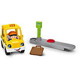 Транспортное средство Fisher-Price Little People Going Places Taxi