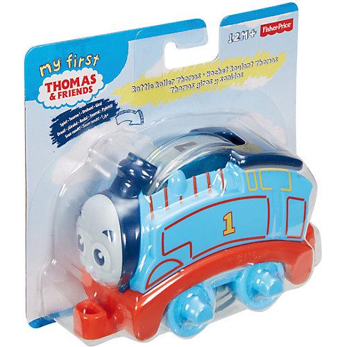 Томас и его друзья Паровозик Томас с крутящимися шариками от Mattel
