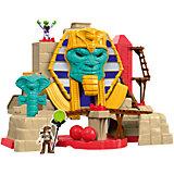 Игровой набор Fisher-Price Imaginext Расхитители гробниц: пирамида