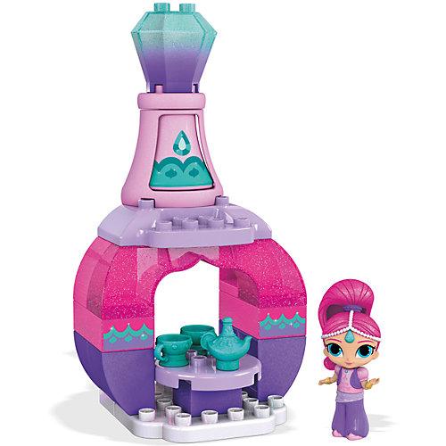 """Игровой набор Mega Bloks """"Дворцы маленьких джинников"""" Шиммер от Mattel"""