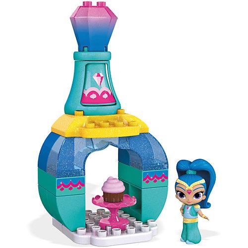 """Игровой набор Mega Bloks """"Дворцы маленьких джинников"""" Шайн от Mattel"""
