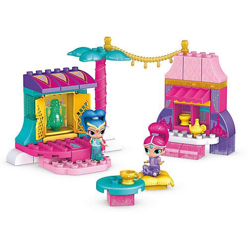 """Игровой набор MEGA BLOKS Шиммер и Шайн """"Рынок джинников"""" от Mattel"""