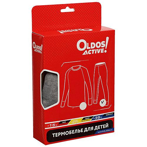 Термобелье Oldos Active: леггинсы - голубой от OLDOS