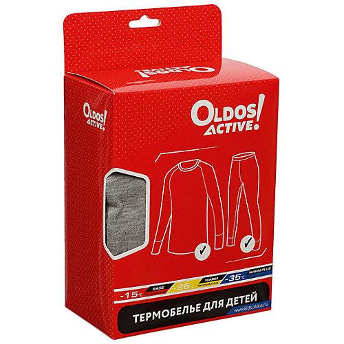 Комплект термобелья Oldos Active - зеленый от OLDOS
