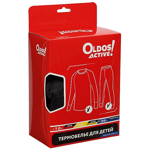 Комплект термобелья Oldos Active - черный от OLDOS