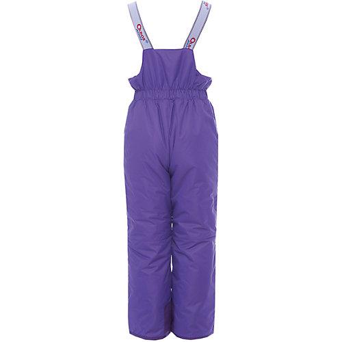 """Комплект Oldos Active """"Дазирэ"""": куртка и полукомбинезон - лиловый от OLDOS"""