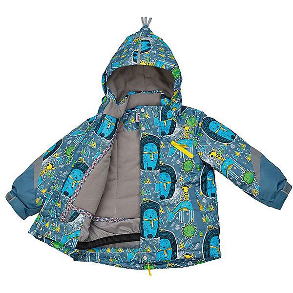"""Комплект: куртка и полукомбинезон """"Арни"""" OLDOS для мальчика"""