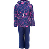 Комплект: куртка и полукомбинезон Наума JICCO BY OLDOS для девочки