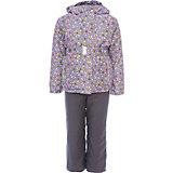 Комплект: куртка и полукомбинезон Теона JICCO BY OLDOS для девочки