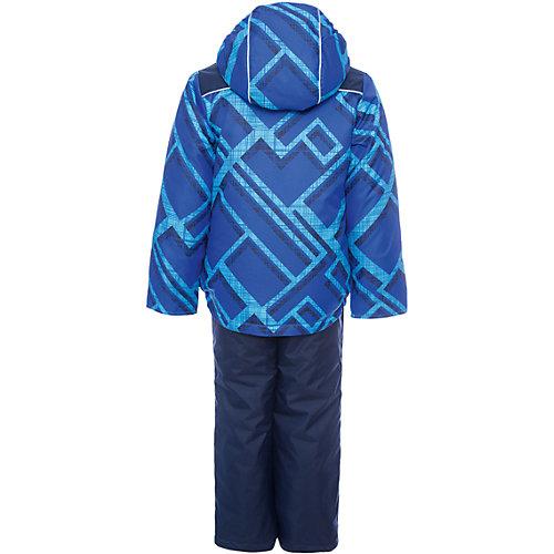 """Комплект Oldos Active """"Гор"""": куртка и полукомбинезон - голубой от OLDOS"""